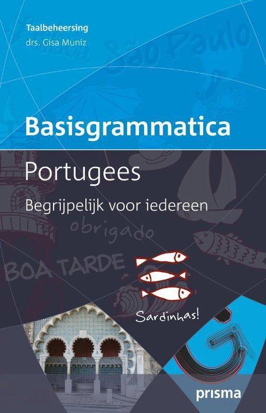 Prisma basisgrammatica Portugees - G. Muniz |