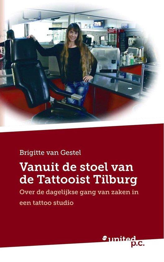 Vanuit de stoel van de Tattooist Tilburg