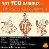 Not Too Serious...: Beethoven's Diabelli Variations