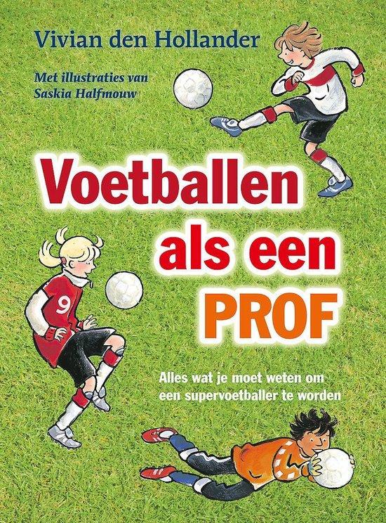 Voetballen als een prof
