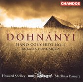 Dohnanyi: Piano Concerto no 1, etc / Shelley, Bamert, et al