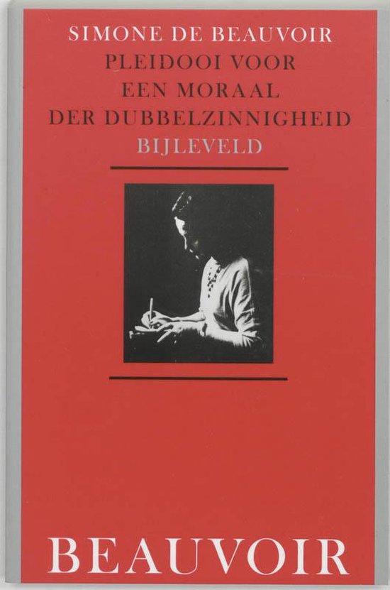 Collectie Labyrint - Pleidooi voor een moraal der dubbelzinnigheid - Simone de Beauvoir |