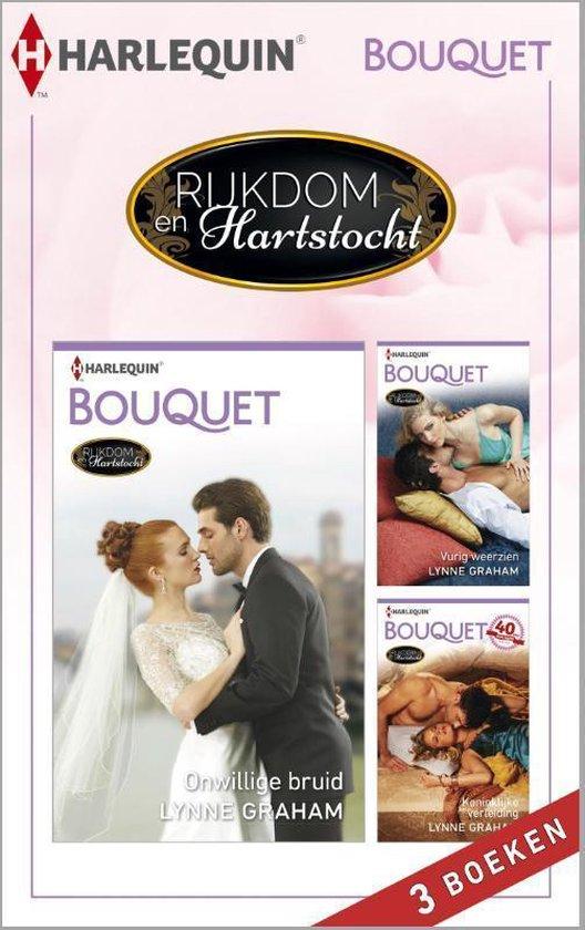 Bouquet - Rijkdom en hartstocht - Lynne Graham pdf epub