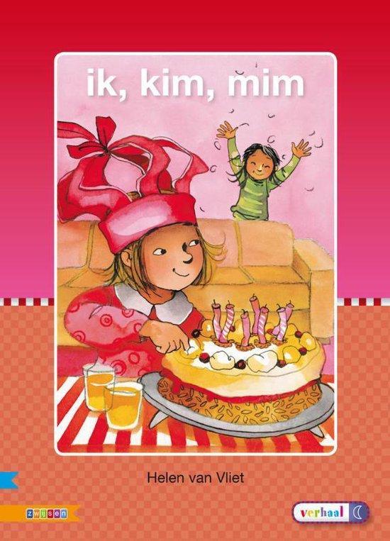 Veilig leren lezen - Ik, Kim, Mim AVI S - Auteursgroep Zwijsen  