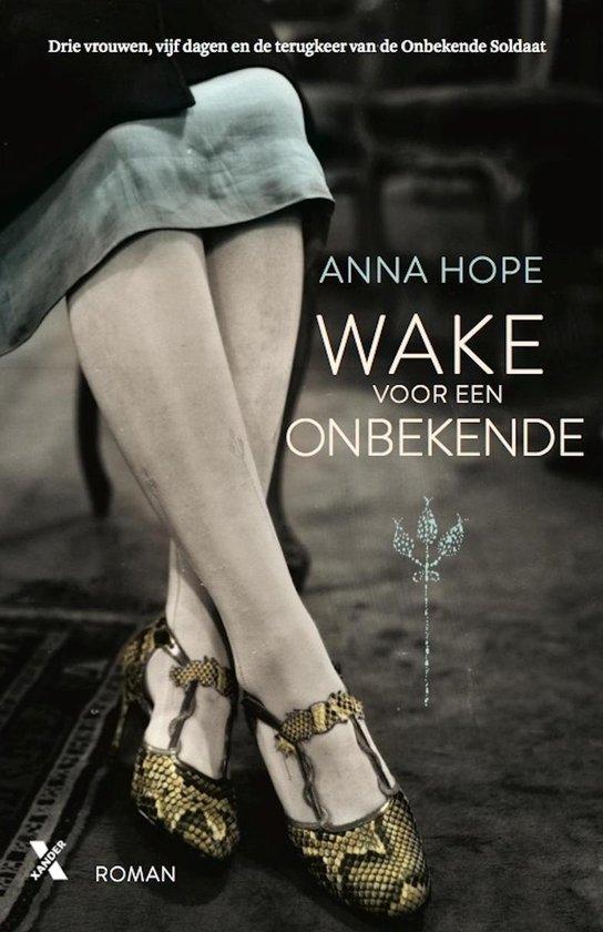 Wake voor een onbekende - Anna Hope | Fthsonline.com