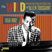Wild New Orleans Piano And Production Of Allen Tou