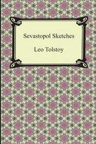 Boek cover Sevastopol Sketches (Sebastopol Sketches) van Leo Nikolayevich Tolstoy