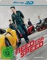 Need for Speed (3D Blu-ray in Steelbook)