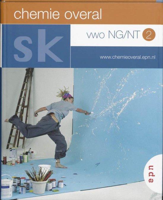 Chemie Overal / Vwo NG/NT 2 / deel Leerboek - M.A.W. Kabel-Van Den Brand |