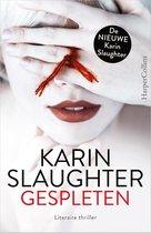 Boek cover Gespleten van Karin Slaughter