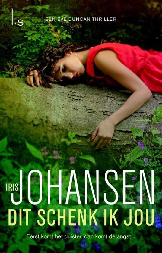 Dit schenk ik jou - Iris Johansen |