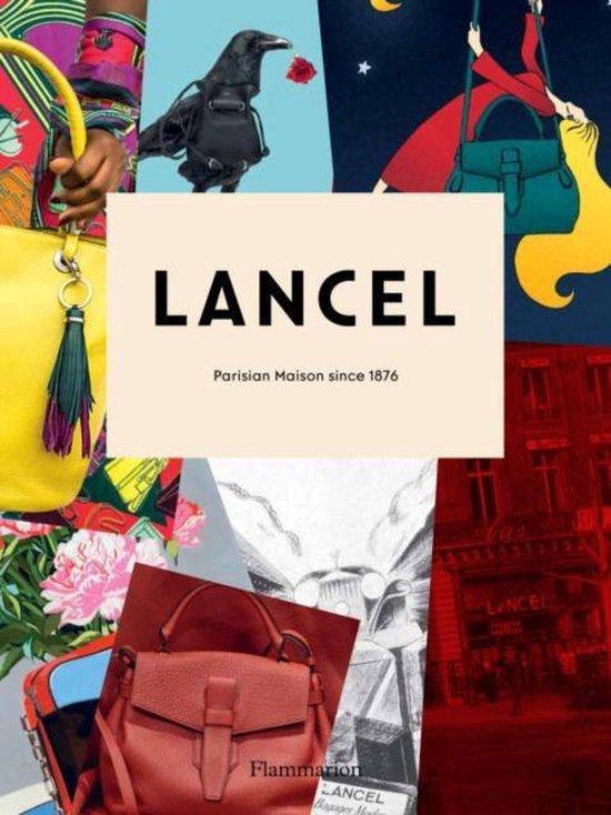Boek cover Lancel van Laurence Benaim (Paperback)