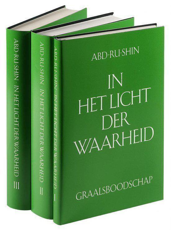 IN HET LICHT DER WAARHEID - GRAALSBOODSCHAP DEEL 3 - Abd-Ru-Shin | Fthsonline.com