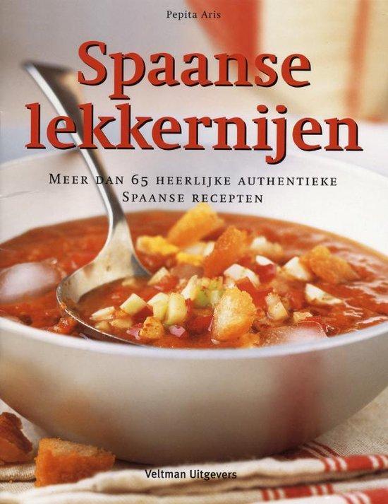 Spaanse Lekkernijen - P. Aris |