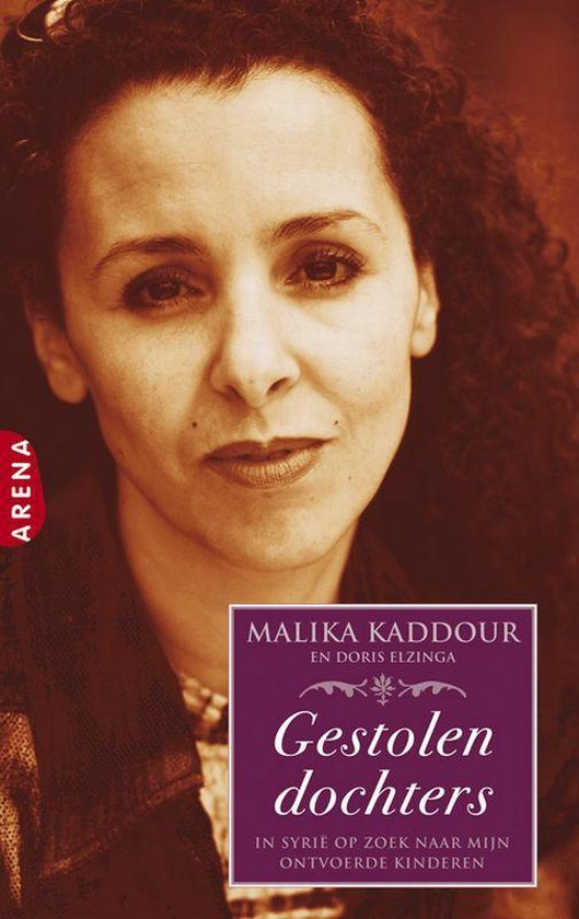 Gestolen Dochters - Malika Kaddour   Readingchampions.org.uk