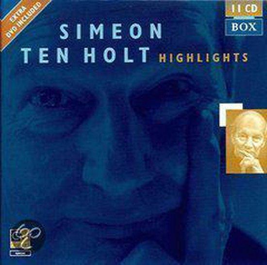 Simeon ten Holt - Highlights