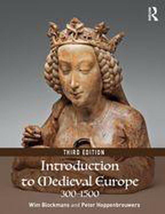 Boek cover Introduction to Medieval Europe 300–1500 van Wim Blockmans (Onbekend)