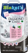 Biokat's Diamond Care Fresh Aloe Vera Geur - Kattenbakvulling - 10 L