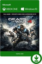 Gears of War 4 - Xbox One / Windows 10 Download