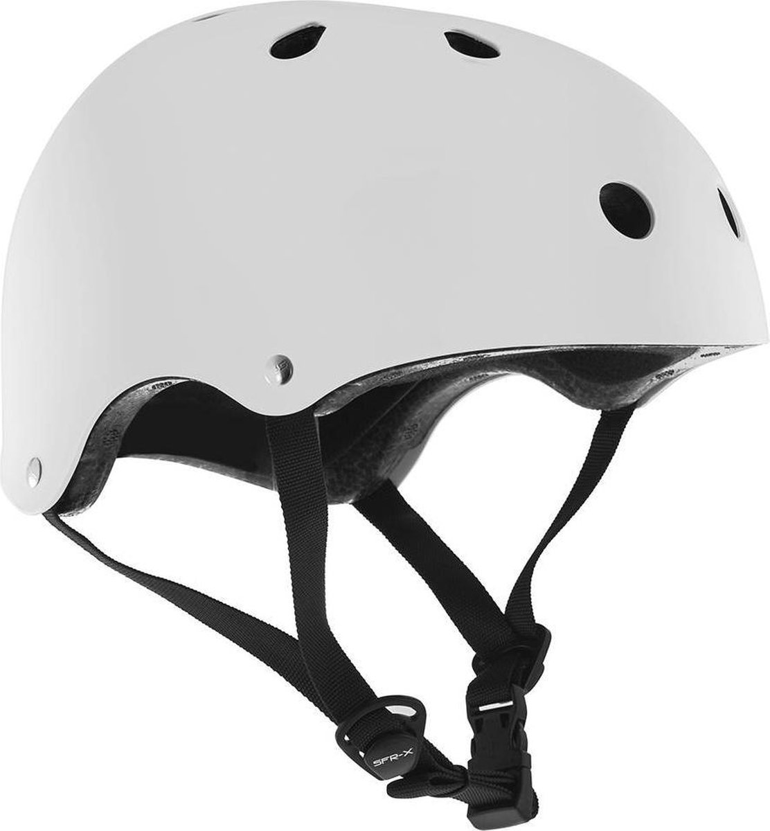 SFR SFR Essentials Skate/BMX Sporthelm - UnisexKinderen en volwassenen - wit