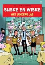 Suske en Wiske  -   349 Het lekkere lab