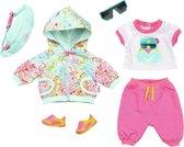 BABY born Play&Fun Deluxe Fietsset - Poppenkleding