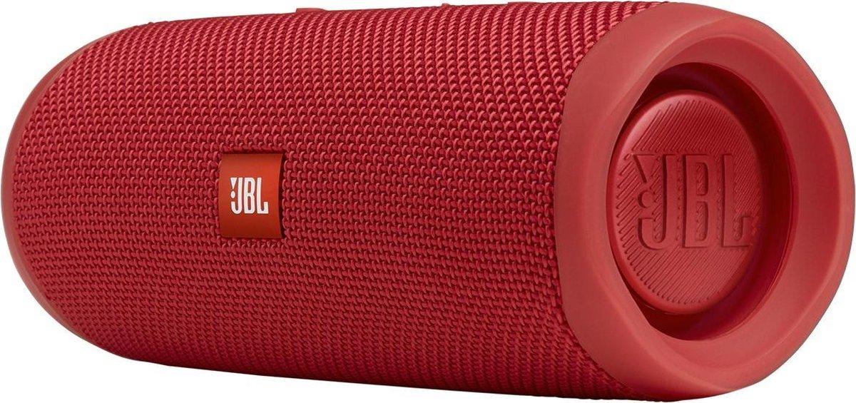 JBL Flip 5 Rood - Draagbare Bluetooth Speaker