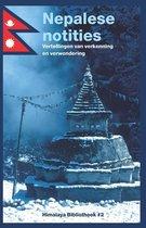 HIMALAYA BIBLIOTHEEK 2 - Nepalese notities