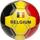 Lg-imports Voetbal België 15 Cm Zwart/geel/rood