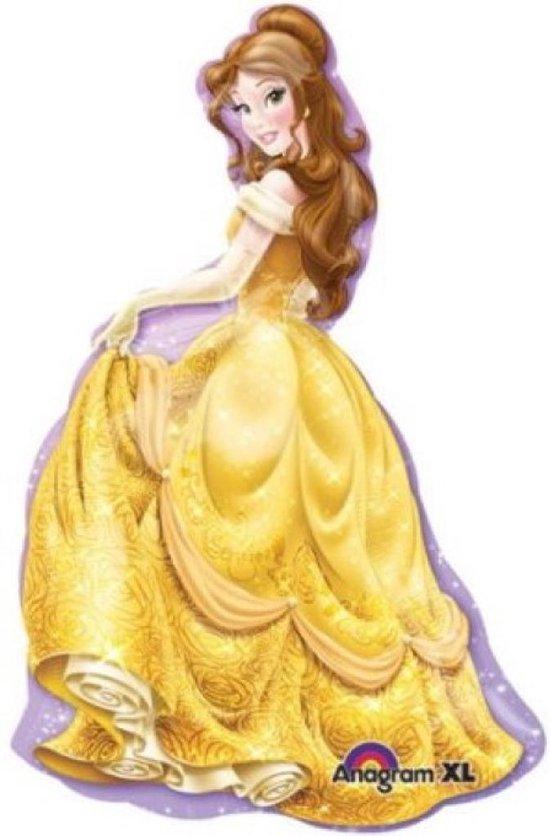 Disney Prinses  folie ballon groot 99 cm.