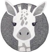Speelkleed Giraffe- speelkleed voor baby's -Kruipkleed - Boxkleed - Kraamcadeau - Baby's - Babyshower- Baby Antislip