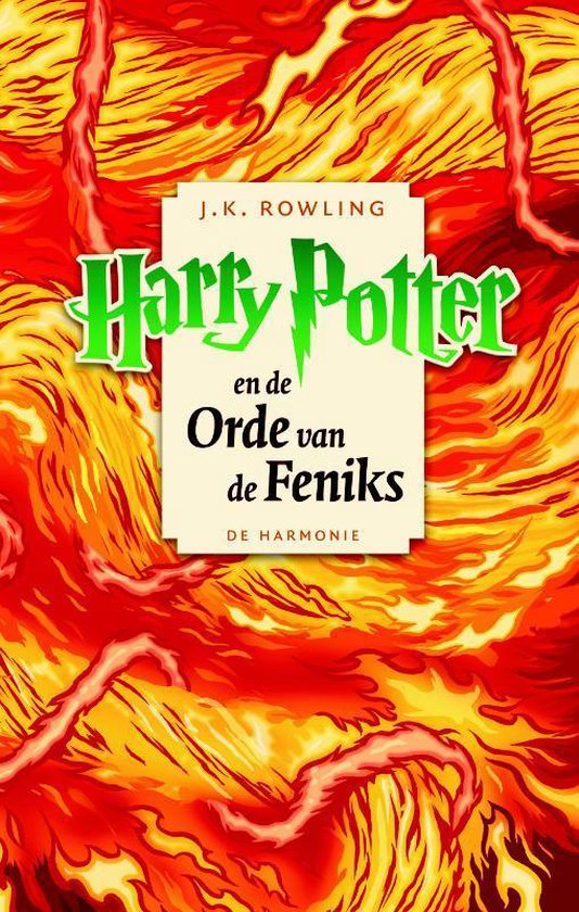 Harry Potter - Harry Potter en de Orde van de Feniks