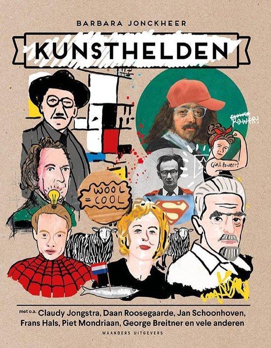 Kunsthelden - B. Jonckheer | Fthsonline.com