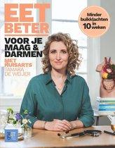 Boek cover Eet beter voor je maag en darmen met huisarts Tamara de Weijer van Tamara de Weijer (Paperback)