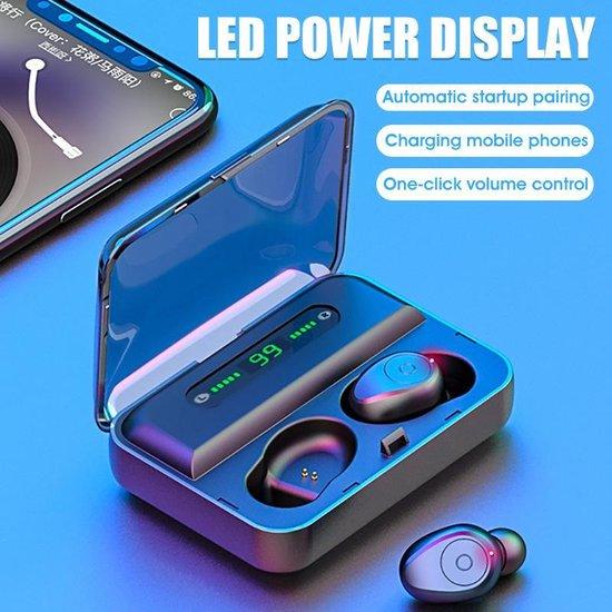 Bluetooth Oortjes Wireless Waterbestendig