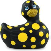 I Rub My Duckie 2.0 | Happiness - Zwart & Geel