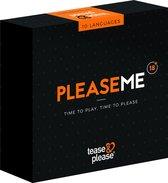 Tease & Please XXXME - PLEASEME Erotisch Bondage spel