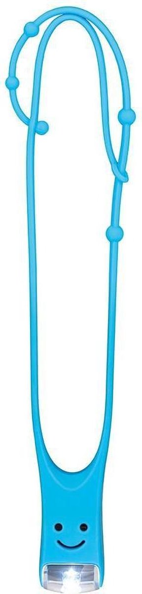 Moses Leeslampje Verstelbaar Junior Blauw 39,5 Cm