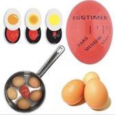 Ei timer van Versteeg® - Altijd perfecte eieren-Kleur veranderende eier timer-Egg timer-Kookwekker-Perfect ei