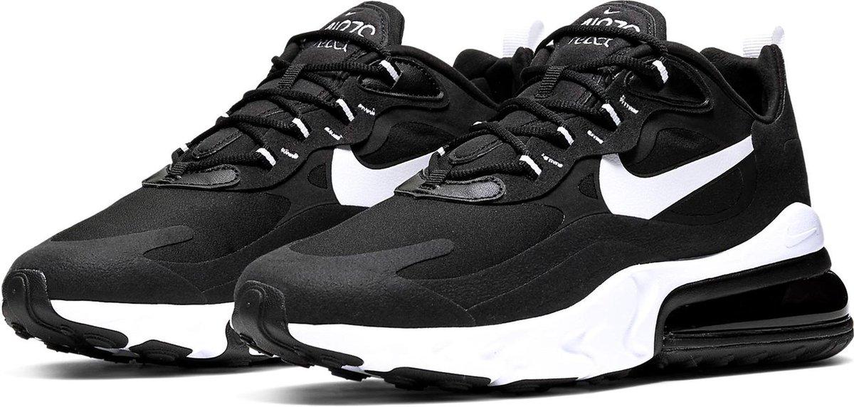 Nike Sneakers Maat 45 Mannen zwart wit