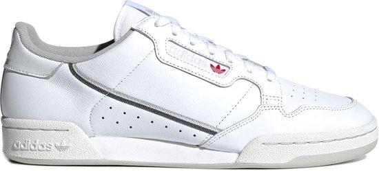 adidas Sneakers - Maat 43 1/3 - Mannen - wit/ grijs