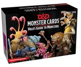 Dungeons & Dragons Monster Cards