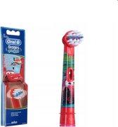 Oral-B Opzetborstels Kids Cars 8 stuks - Voordeelverpakking