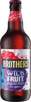 Brothers cider - Wild fruit -doos 12 x 0,5L