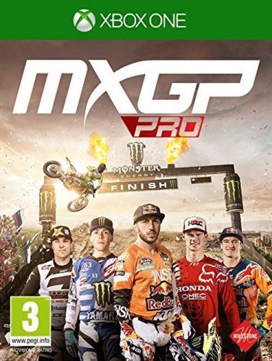 XBOX1 MXGP Pro