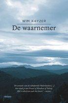 Boek cover De waarnemer van Wim Kayzer