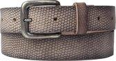 Cowboysbag - Riemen - Belt 309074 - Taupe - Maat: 90