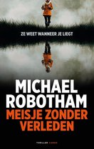 Boek cover Meisje zonder verleden van Michael Robotham (Onbekend)