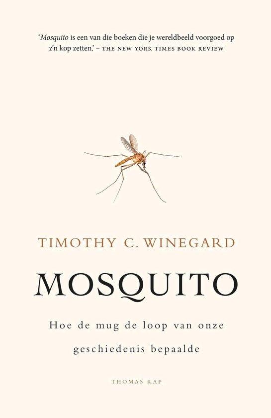 Mosquito - Timothy C. Winegard |