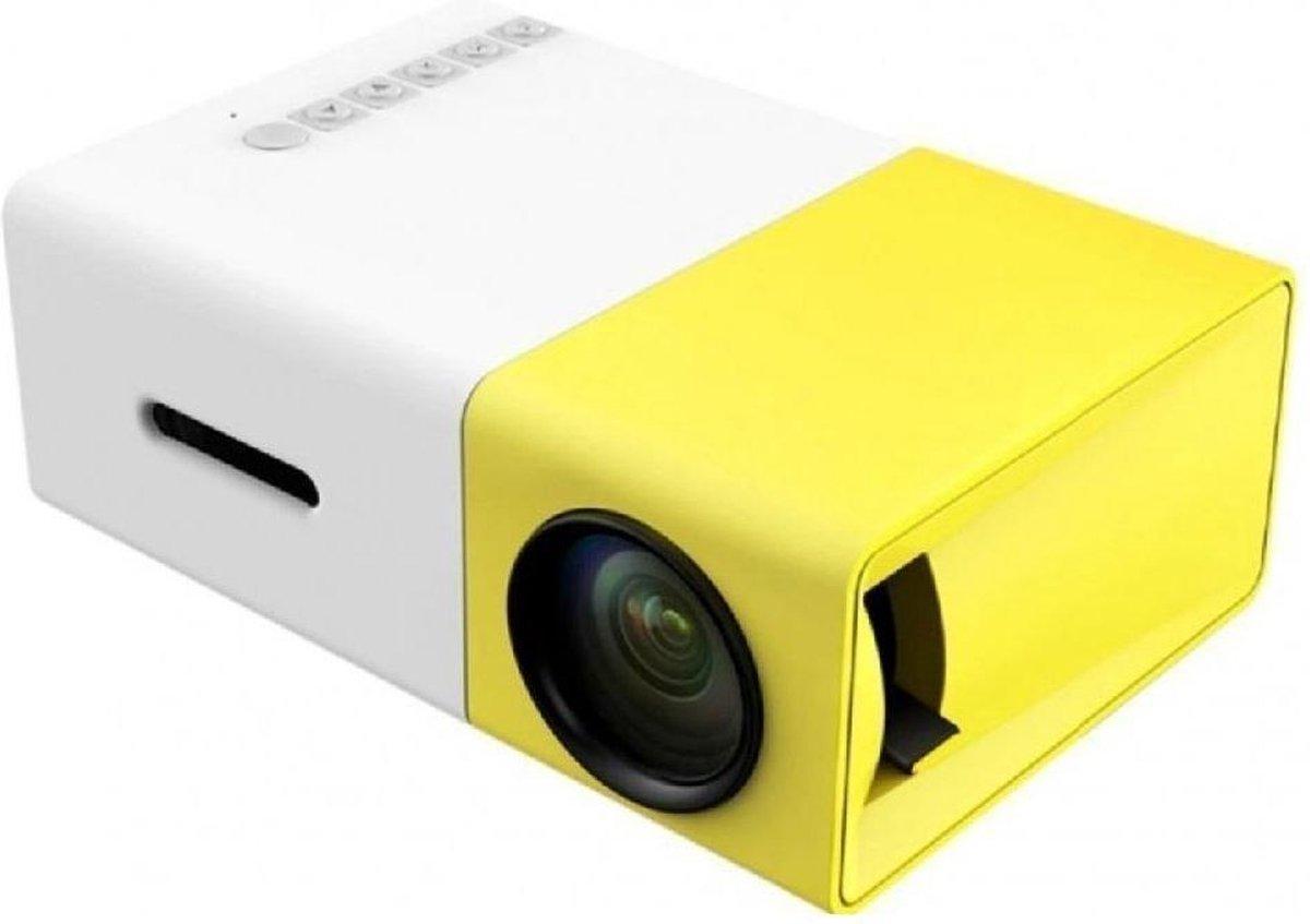 YG-300 LCD Projector - Mini Beamer